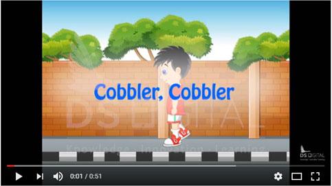 Nursery class CobblerCobbler