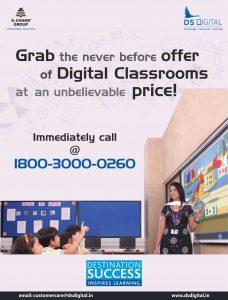 digital classroom elearning for smart education
